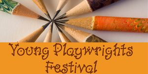 Young Playwrights web banner
