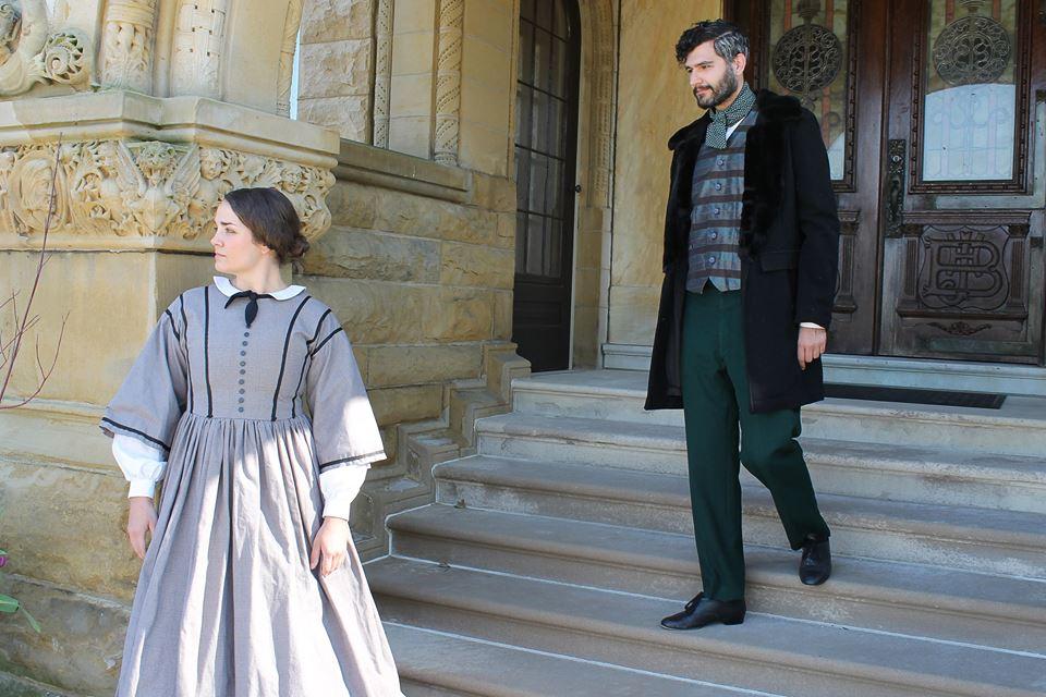 Jane and Edward 1