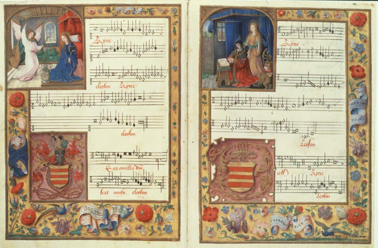 Renaissance-manuscript