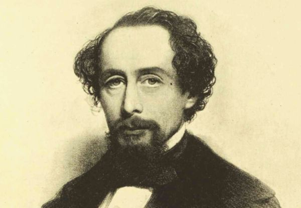 Young Charles Dickens